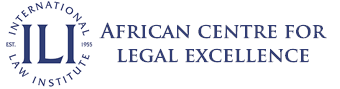 The International Law Institute - African Centre for Legal Excellence